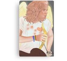 Cupid Harry  Canvas Print