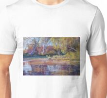 'Sugarloaf Creek' - Ashes Bridge Unisex T-Shirt