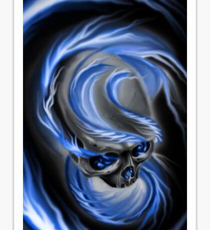 Electrified Mysticism Sticker