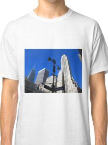 New York City Skyscrapers Classic T-Shirt