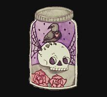 Poe's Raven in a jar Unisex T-Shirt
