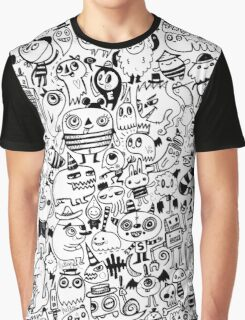 White Washed Graphic T-Shirt