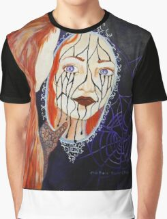 The Silence of a Reflection  Graphic T-Shirt