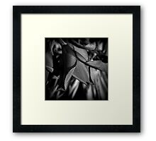 The Idea Which Thinks Itself Framed Print