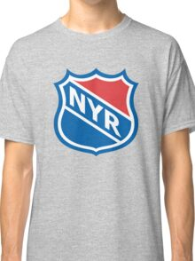 New York Old School Crest Classic T-Shirt