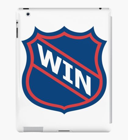 Winnipeg Old School Crest iPad Case/Skin