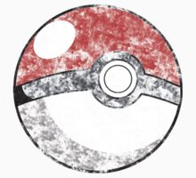 Smoke pokeball Kids Tee