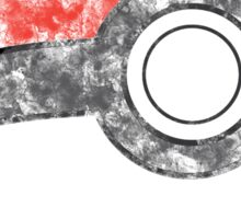 Smoke pokeball Sticker