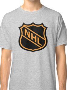 National Hockey League Old School Crest Classic T-Shirt