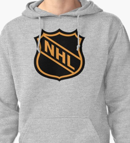 National Hockey League Old School Crest Pullover Hoodie