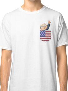 Pocket Bernie Classic T-Shirt