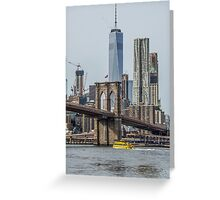 Quintessential New York Greeting Card