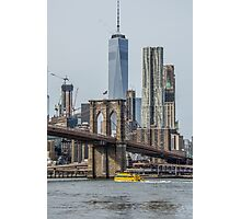 Quintessential New York Photographic Print