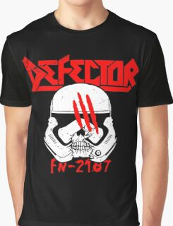 Defector Graphic T-Shirt