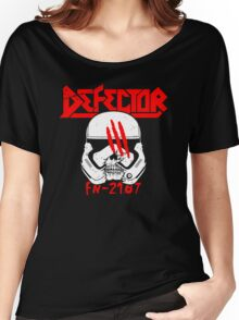 Defector Women's Relaxed Fit T-Shirt