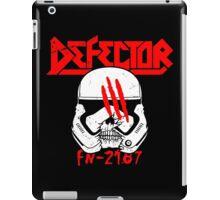 Defector iPad Case/Skin