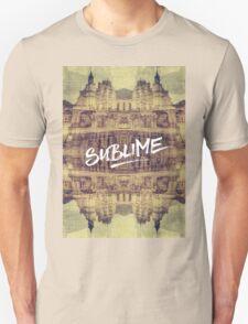 Sublime France Fontainebleau Chateau French Architecture Unisex T-Shirt