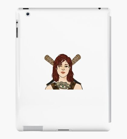 Cait iPad Case/Skin