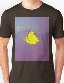 Cute Peep Alone in the Galaxy of Despaie T-Shirt