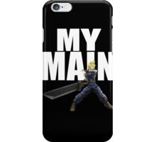 My Main - Cloud iPhone Case/Skin