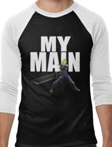 My Main - Cloud Men's Baseball ¾ T-Shirt