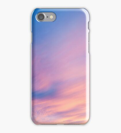 Abstract sky. iPhone Case/Skin