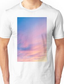 Abstract sky. Unisex T-Shirt