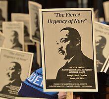 The fierce urgency of now by JordanDavis