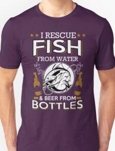 fish and beer T-Shirt