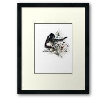 Shaws Sacrifice (Person of Interest) Framed Print