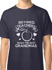 teachers Classic T-Shirt