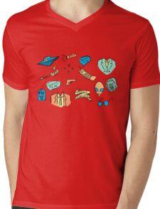 mulder it's me Mens V-Neck T-Shirt