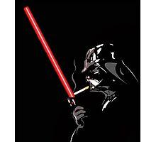 Darth Vader Photographic Print