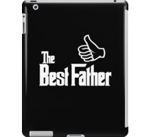 The Best Father iPad Case/Skin