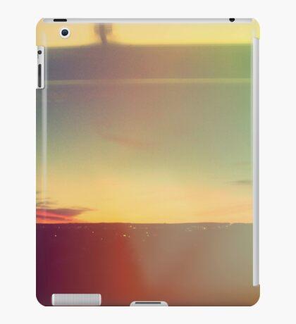 Abstract Modern, Minimal Landscape  iPad Case/Skin