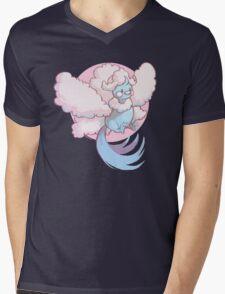 Mega Floof Mens V-Neck T-Shirt