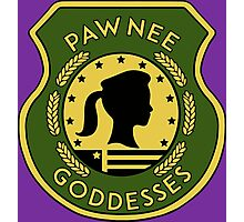 Pawnee Goddess - Parks & Recreation Photographic Print