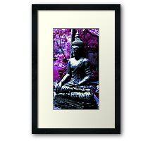 Buddha John Framed Print