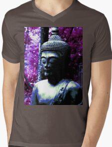 Buddha John Mens V-Neck T-Shirt