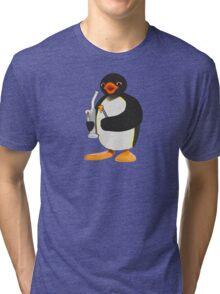pingu 710 Tri-blend T-Shirt