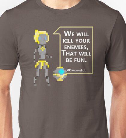 Pixel Orianna Unisex T-Shirt