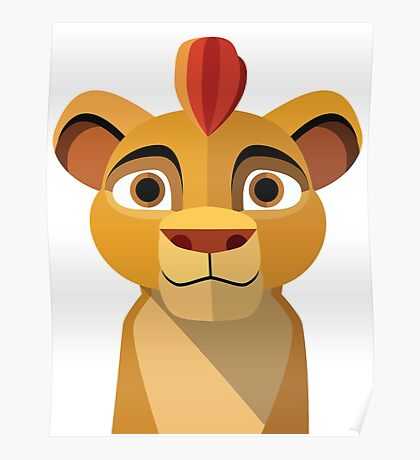 Leader of the Lion Guard Poster