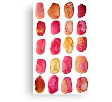 Rose Petals Canvas Print