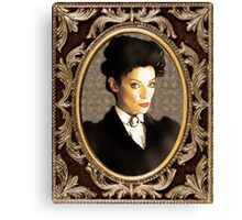 Missy (The Master / Mistress) Canvas Print