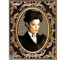 Missy (The Master / Mistress) Photographic Print