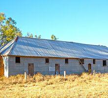 Abandoned Shearer's Quarters...NSW Australia. by mitpjenkeating