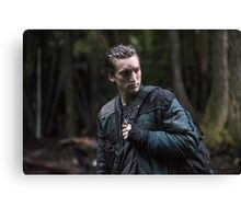 John Murphy- The 100 Canvas Print