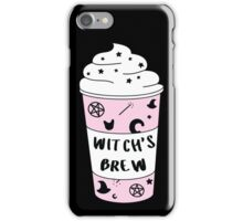 Witch's Brew Coffee ♥ Trendy/Hipster/Tumblr Meme iPhone Case/Skin