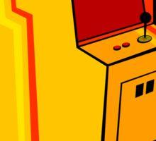 Arcade, Orange Sticker