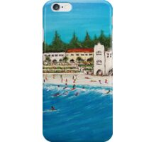"""Cottesloe beach"" EJCairns iPhone Case/Skin"